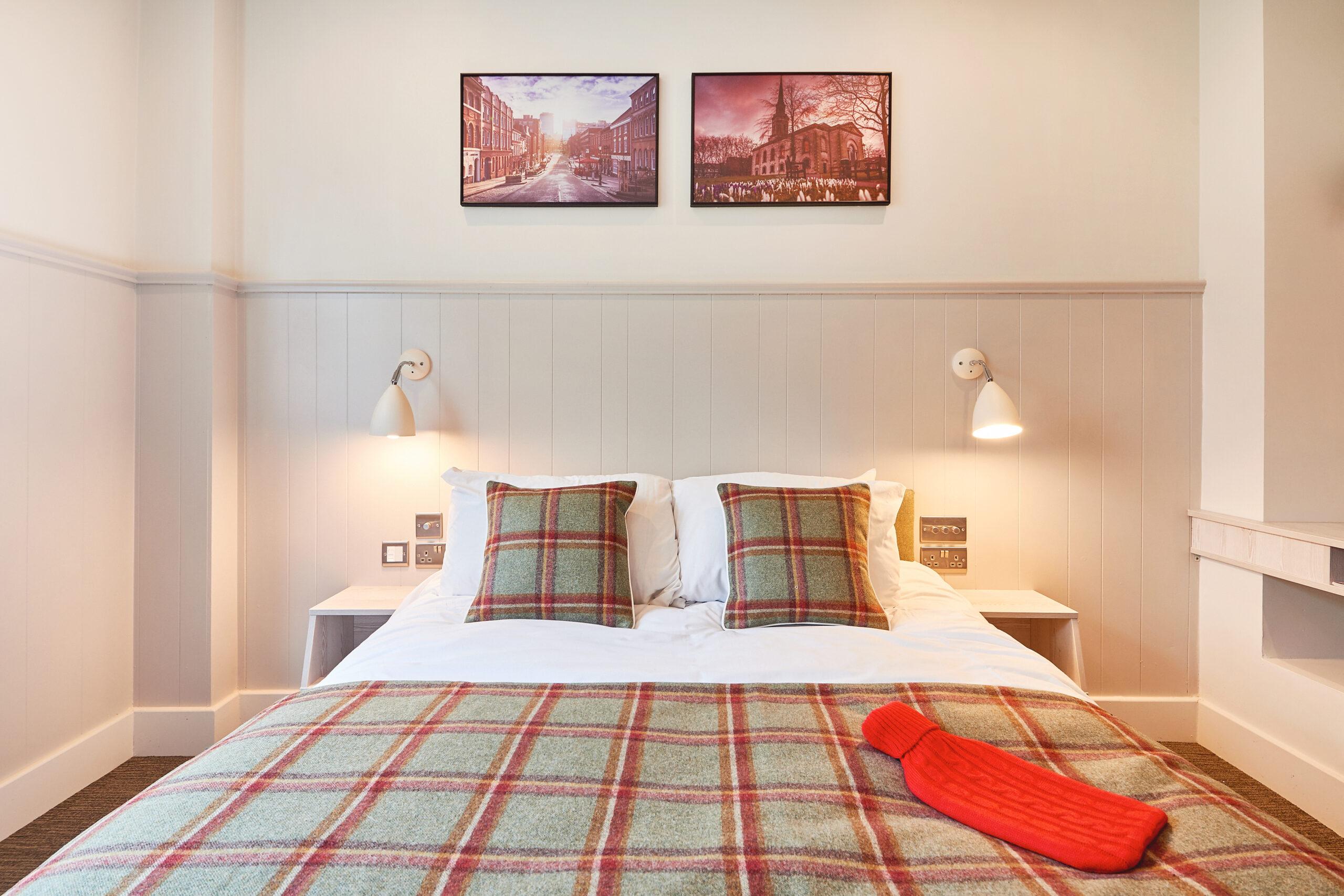 cosy rooms at Saint Pauls