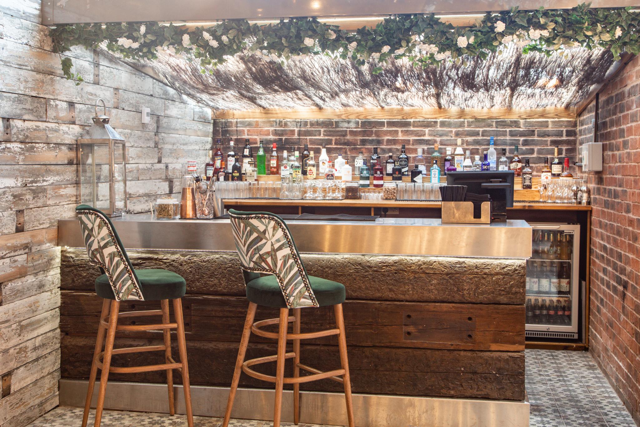 Saint Pauls House Sun terrace Bar