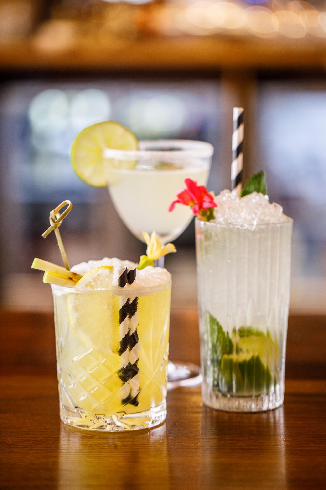 Saint Pauls House Wedding cocktails