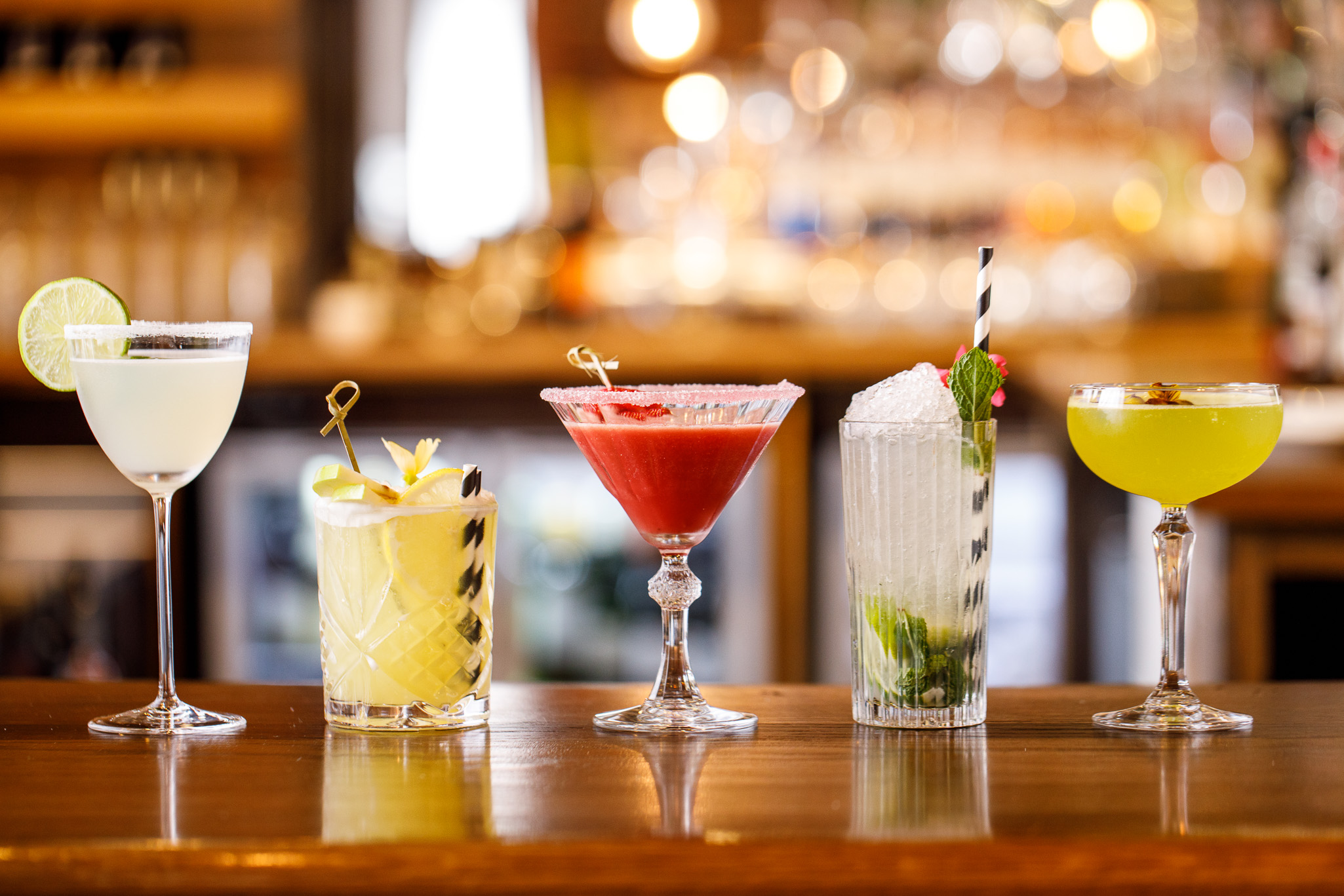 Cocktails for your event